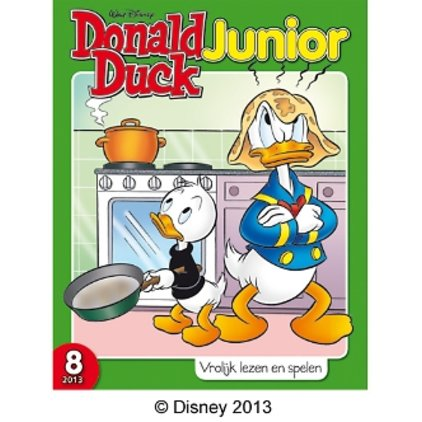 Abonnement Donald Duck Junior Milledoni Spot On Gifts
