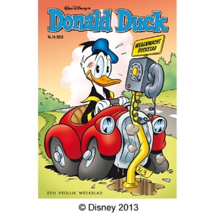 Abonnement donald duck milledoni spot on gifts for Abonnement donald duck junior