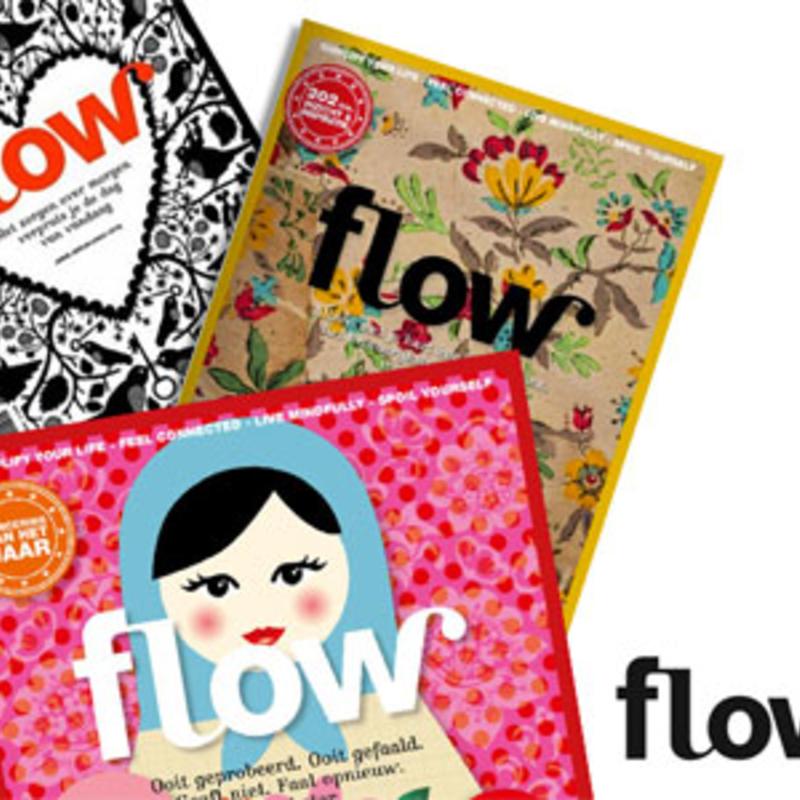 Abonnement flow magazine milledoni spot on gifts for Abonnement elle decoration