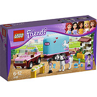 Lego Friends Paardentrailer