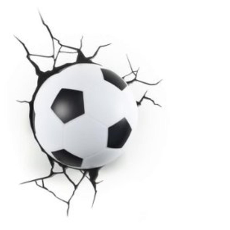 Keuken Cadeau Man : Voetbal lamp voor de echte fan Milledoni – Spot on gifts