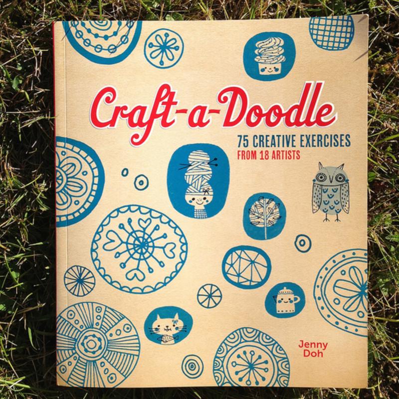 Vaak Schetsboek Craft a Doodle | Milledoni - Spot on gifts @FM98