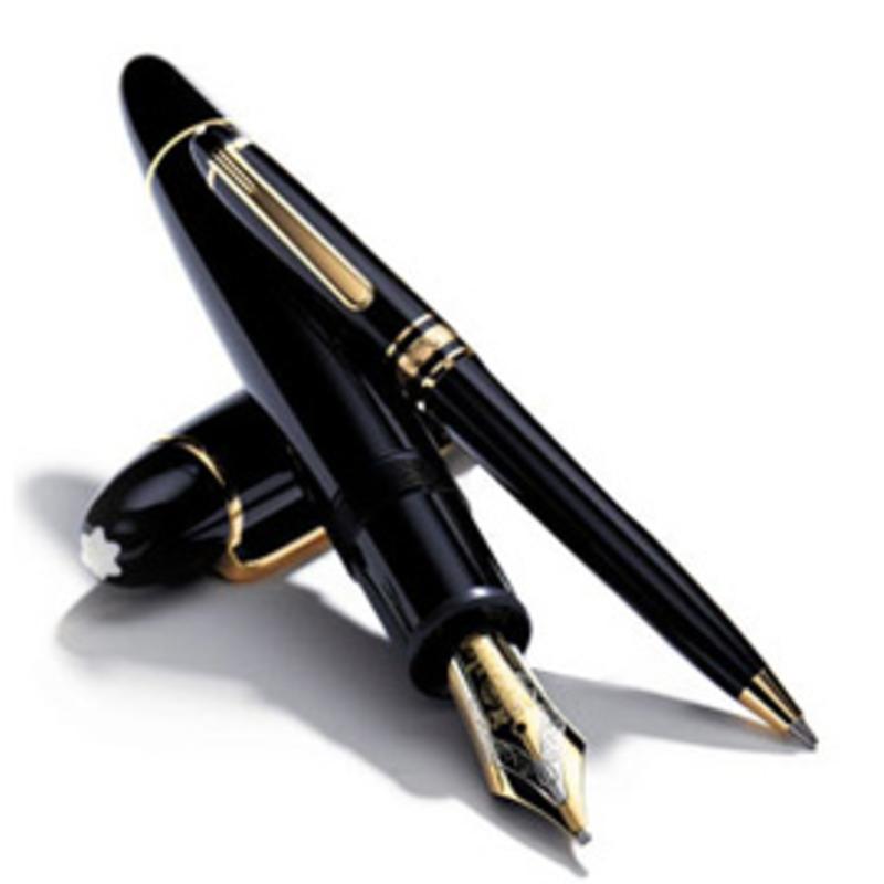 Geliefde Luxe vulpen van Montblanc | Milledoni - Spot on gifts &FM89