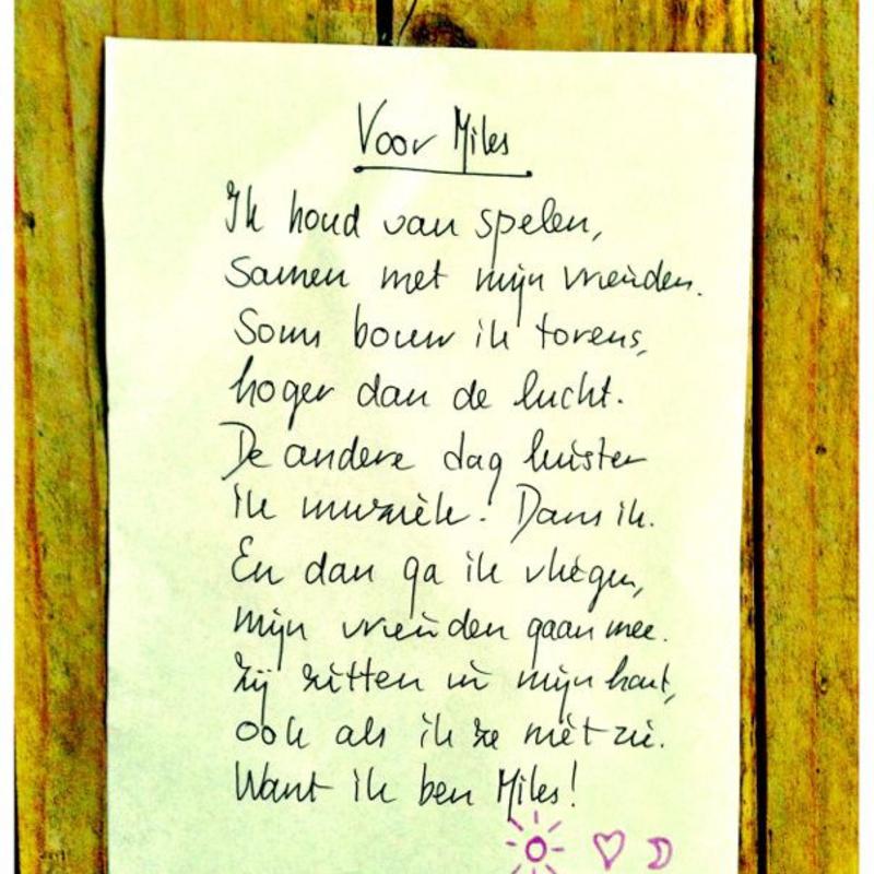 Gedicht Over 50 Jaar