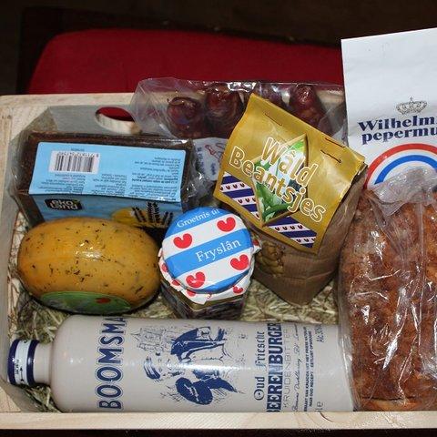 Bekend Friese streekproducten | Milledoni - Spot on gifts &VA03