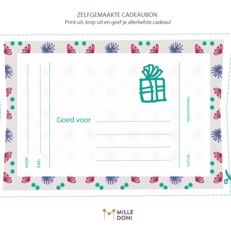 Favoriete Creatieve cadeaus | Milledoni - Spot on gifts #GT76