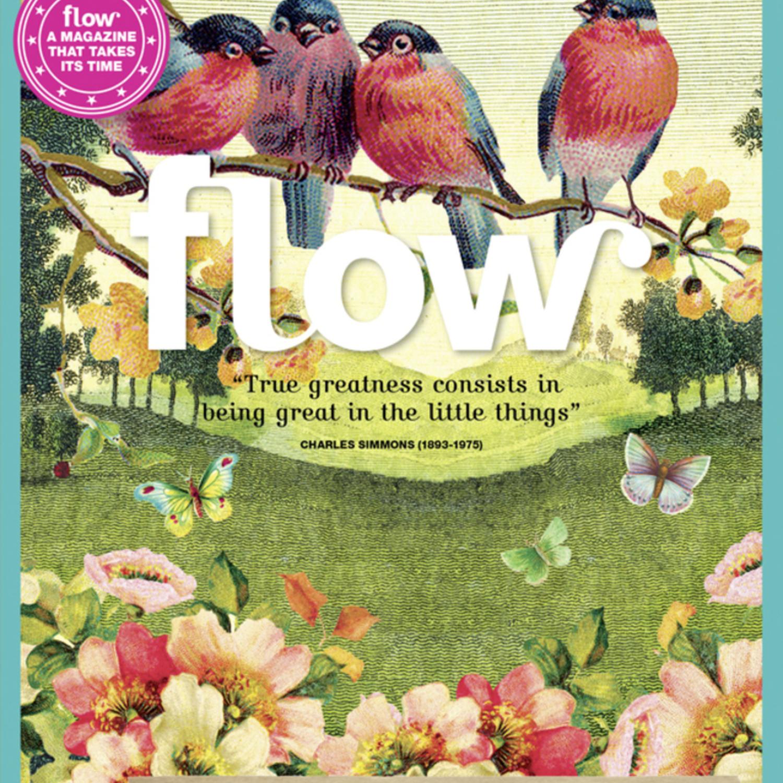 Abonnement flow magazine milledoni spot on gifts for Vtwonen abonnement