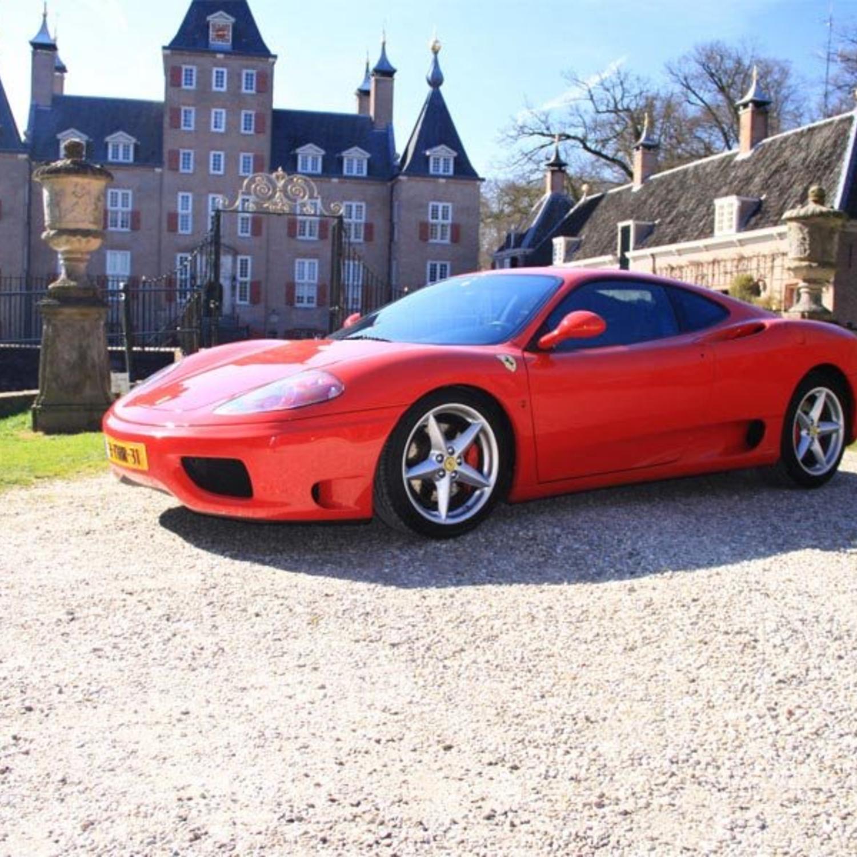 Ferrari Rijden