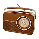 Retro Roadstar Radio